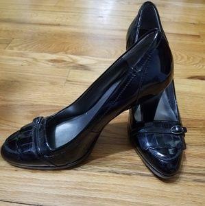 Ann Taylor LOFT Dress Pumps Black size 7